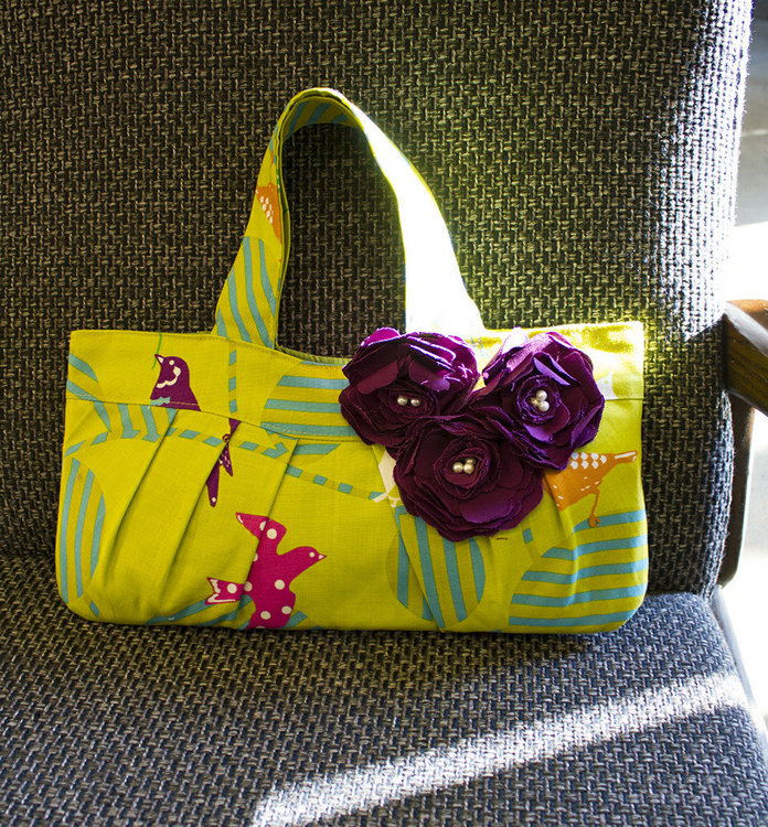 Picture of Kimberly Bag PDF Pattern