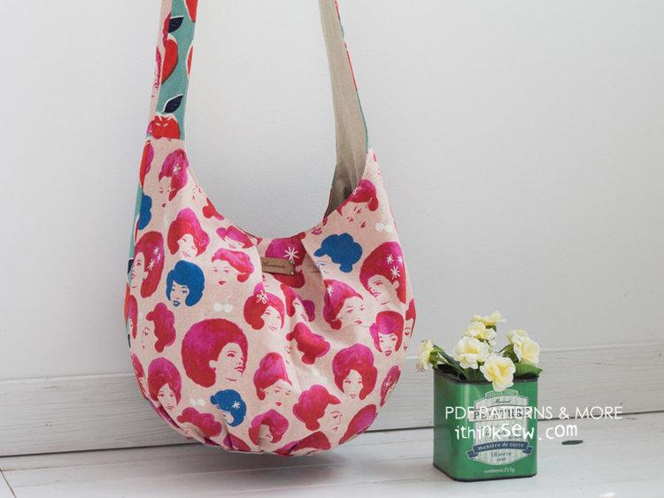 Picture of Elissa Bag PDF Pattern
