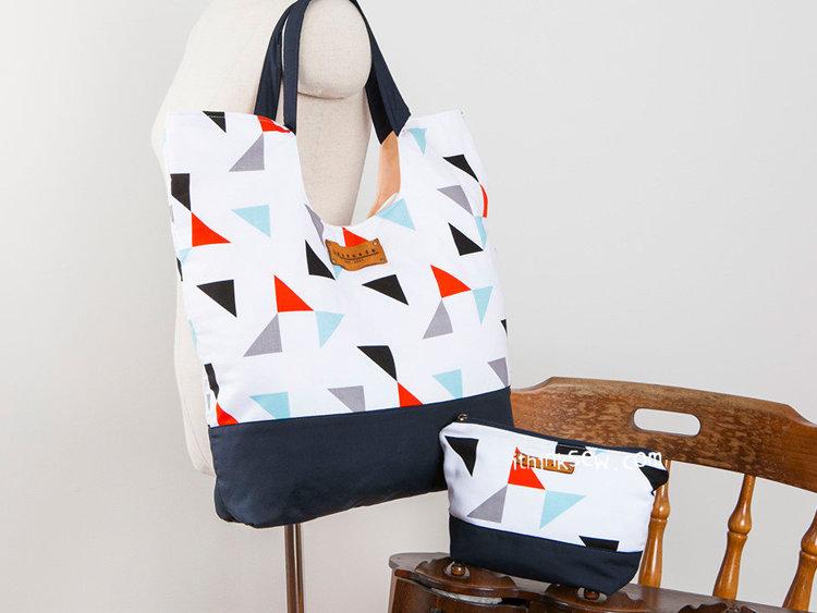 Picture of Nia Bag PDF Pattern (2 Patterns)