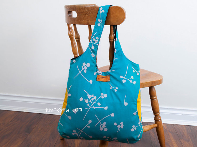 Picture of Lois Bag PDF Pattern