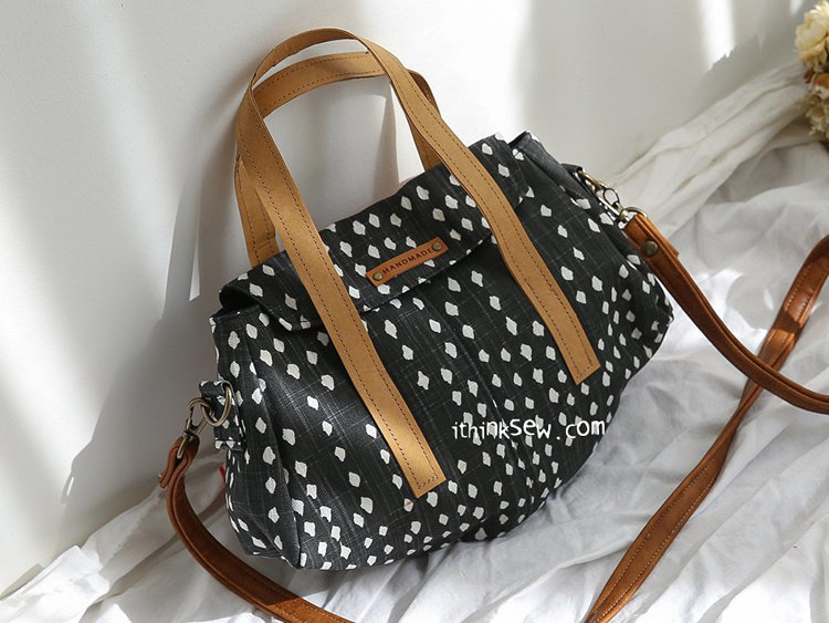 Picture of Amie Bag PDF Pattern