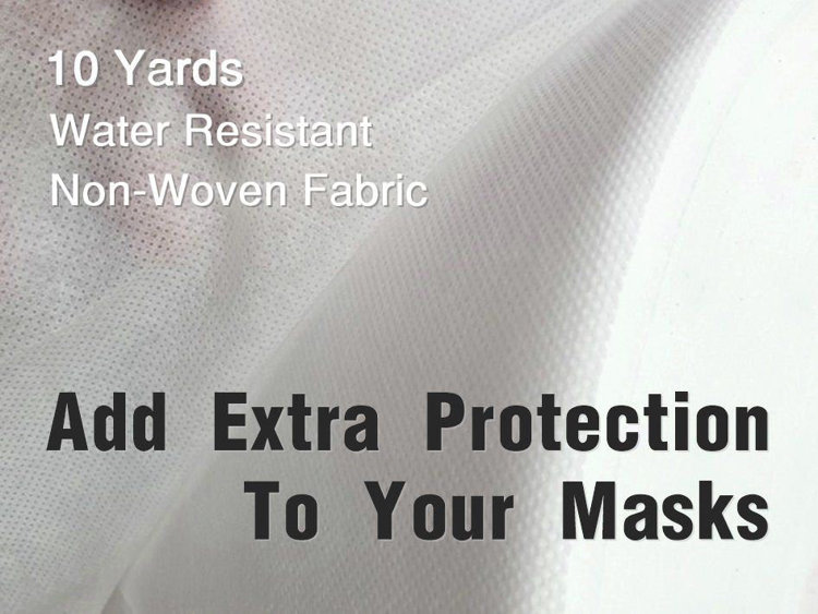 Picture of Water Resistant Non-Woven Fabric- 10 Yards