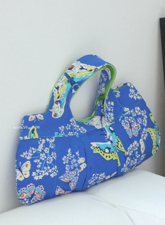Picture of Lindsey Bag PDF Pattern