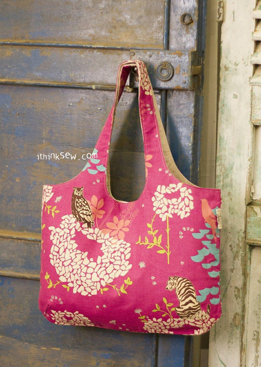 Picture of Kelly Bag PDF Pattern