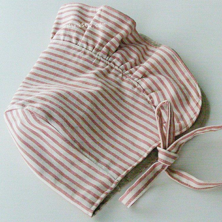 Picture of Abigail Baby Bonnet PDF Pattern