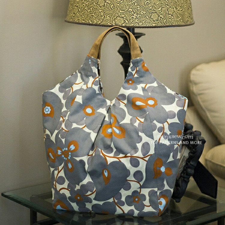 Picture of Emily Bag PDF Pattern