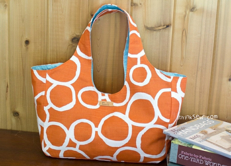 Picture of Hailey Bag 2 PDF Patterns