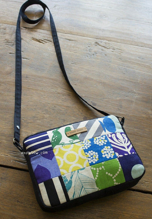 Picture of Jude Bag PDF Pattern