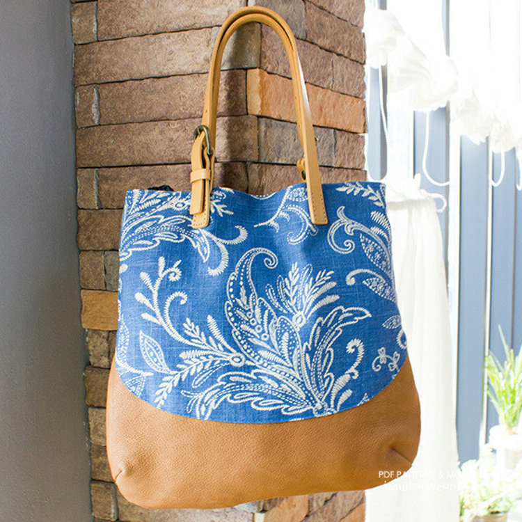 Picture of Ana Bag PDF Pattern