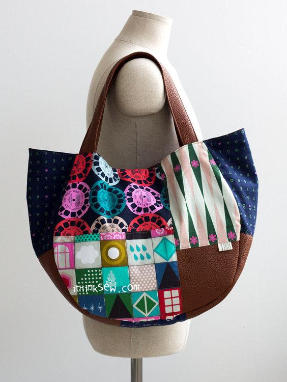 Picture of Ingrid Bag PDF Pattern