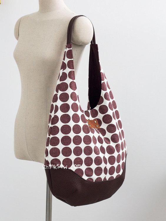 Picture of Alaina Bag PDF Pattern