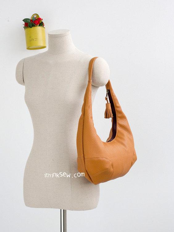 Picture of Selena Shoulder Bag PDF Pattern (#1069)