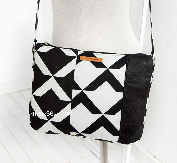 Picture of Carly Bag PDF Pattern
