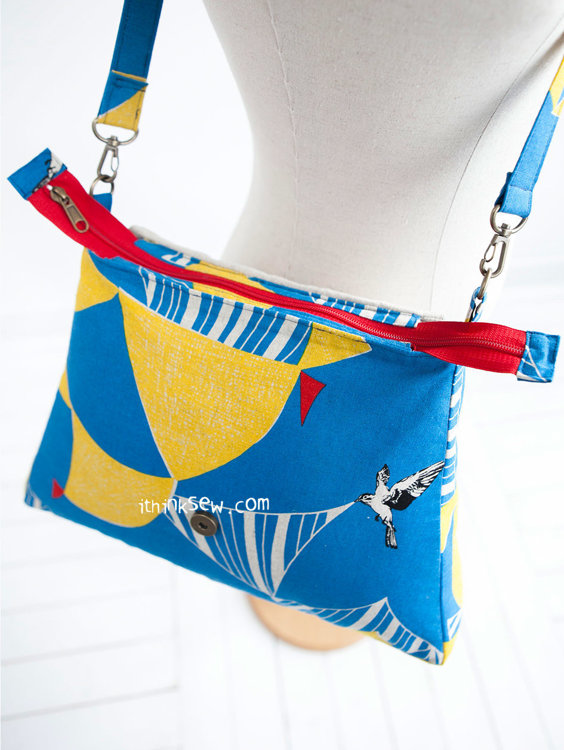 Picture of Alessia Bag PDF Pattern