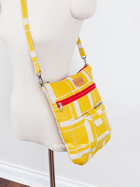 Picture of Dory Bag PDF Pattern