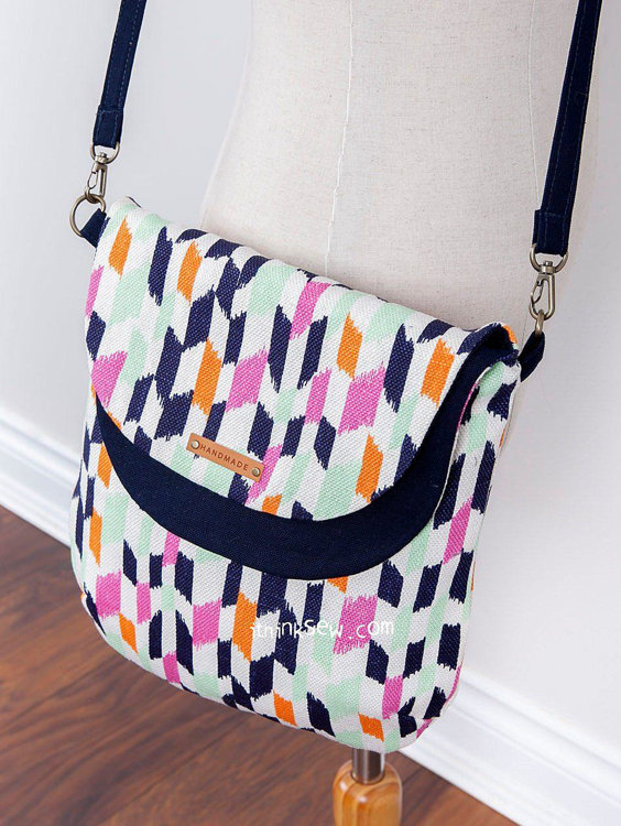 Picture of Bethan Bag PDF Pattern