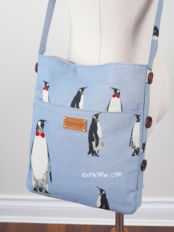 Picture of Millie Bag PDF Pattern
