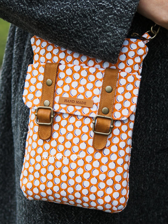 Picture of Bethany Bag PDF Pattern