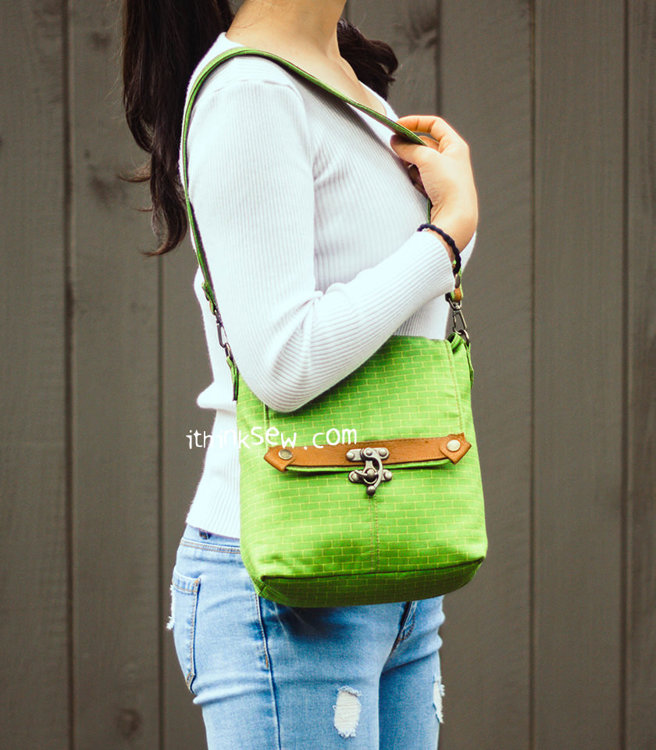 Picture of Carys Bag PDF Pattern