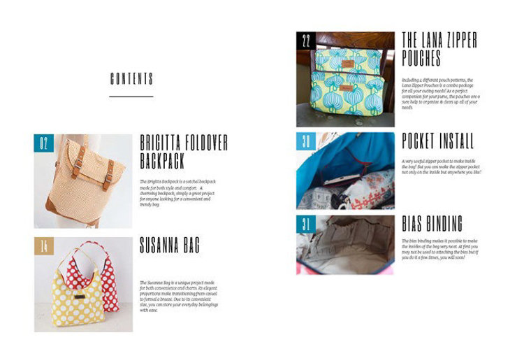 Picture of MOCOZI ISSUE #0005 MSPZ 5 (Bag, Backpack & Pouches)