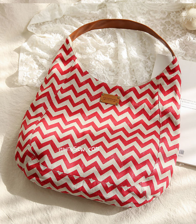 Picture of Eileen Bag PDF Pattern