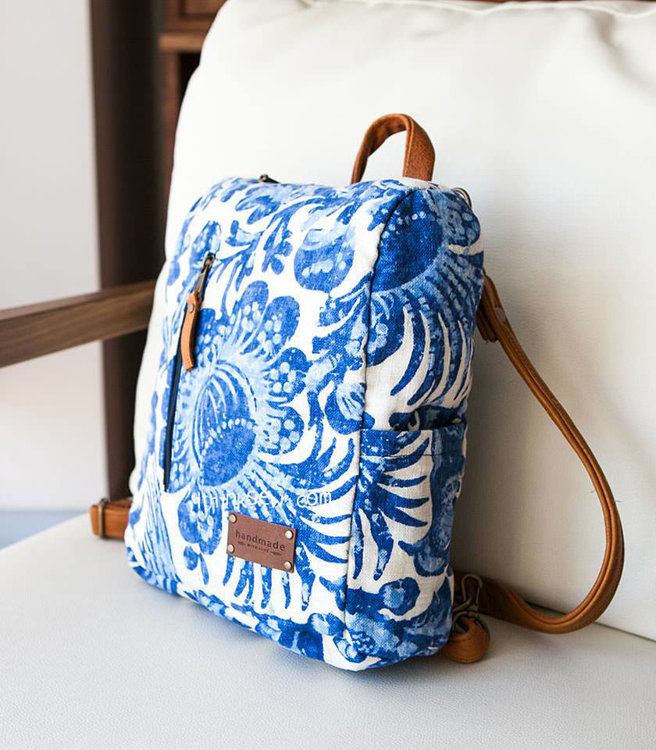 Picture of Elana Backpack PDF Pattern