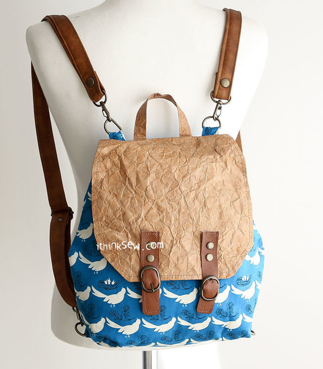 Picture of Petra Backpack PDF Pattern