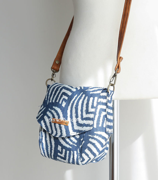 Picture of Ayla Cross Bag PDF Pattern (#2771)