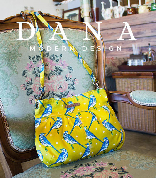 Picture of Layla Bag PDF Pattern