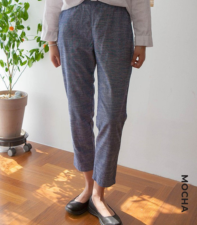 Picture of MOCHA Jia Pants (2 Styles) Paper Pattern