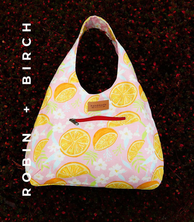 Picture of Lorene Bag PDF Pattern with Video Tutorial