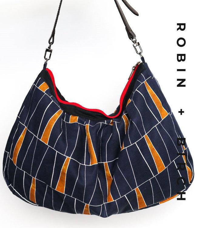 Picture of Clara Zipper Bag PDF Pattern with Video Tutorial