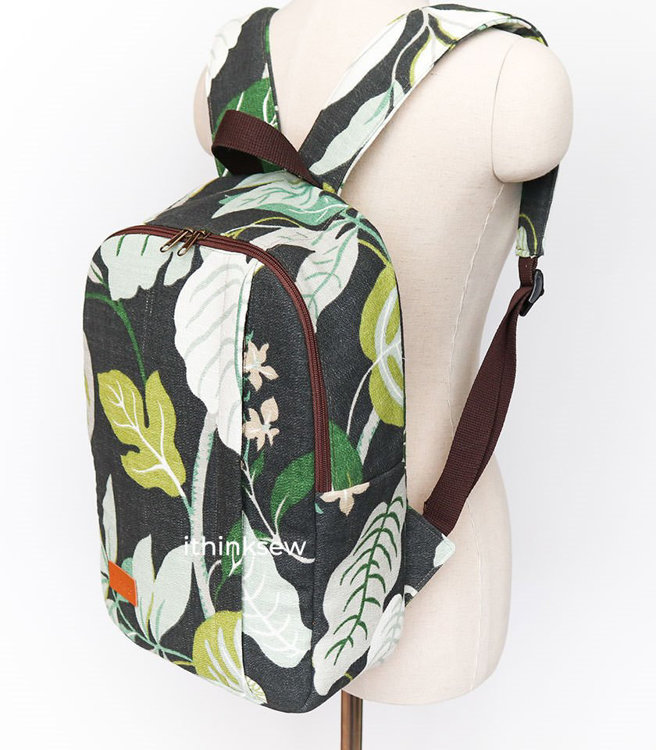 Picture of Len Backpack PDF Pattern