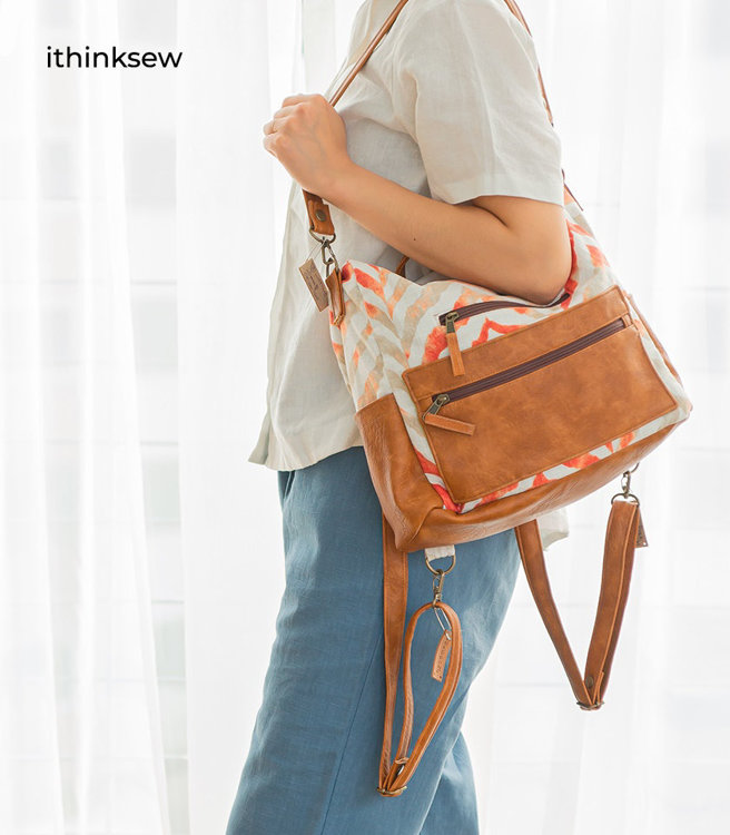 Picture of Sapphire Backpack & Brenna MacBook Bag PDF Pattern - 10% Off!