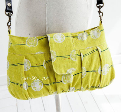 image for Patricia Bag PDF Pattern (#1162) - Subscribers Only