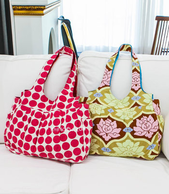 image for Doreen Travel/Diaper Bag PDF Pattern (#3154) - Subscribers Only