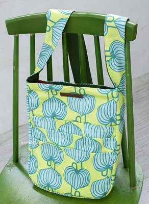 image for Junia Cross Bag PDF Pattern (#580) - Subscribers Only
