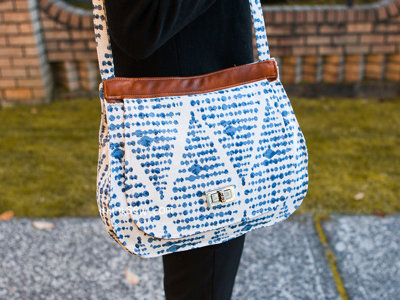 image for Cynthia Bag PDF Pattern (#2227) - Subscribers Only