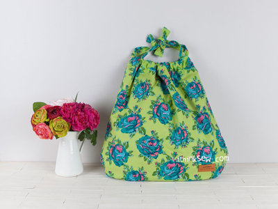 image for Mindy Bag PDF Pattern (#1293) - Subscribers Only
