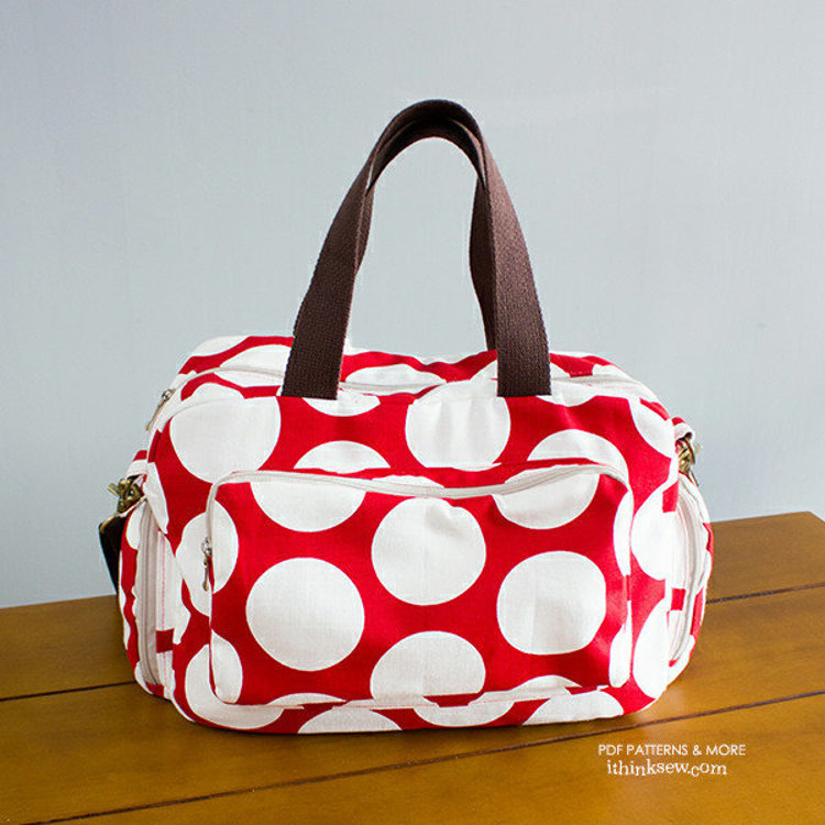 Picture of Len Backpack & Katy Bag PDF Pattern Combo - 10% Off!