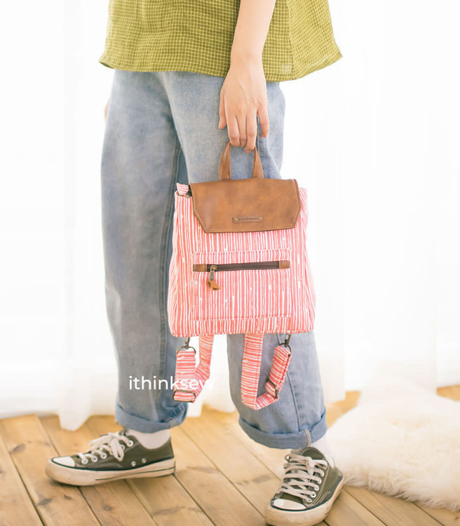 Picture of Oakley Backpack PDF Pattern (#3555)
