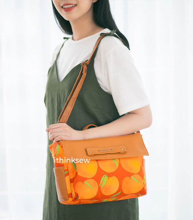 Picture of Falak Functional Bag With Camera Insert PDF Pattern