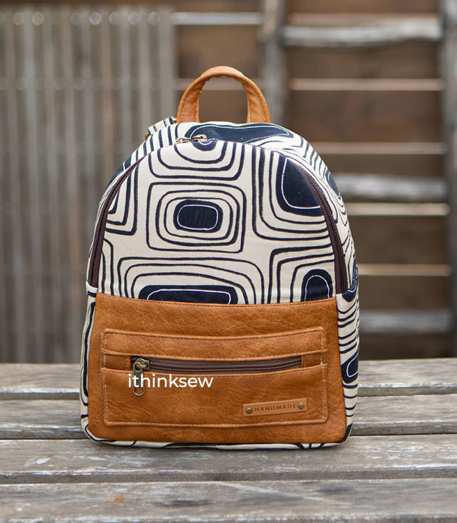 Picture of Avneet Mini Backpack & Sheila Bag PDF Pattern Combo - 10% Off!